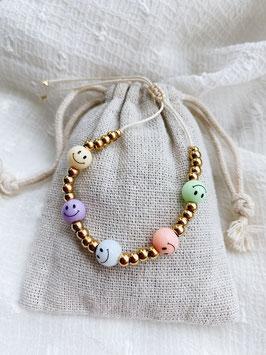 Perlenarmband Colourful