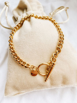 Simple Chain Armband