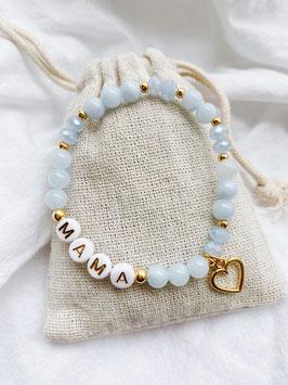 Perlenarmband Minu