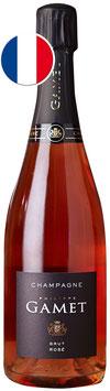 Champagner Brut Rosé von Philippe Gamet