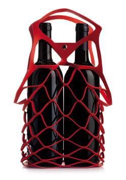 Vinstrip Design-Flaschenverpackung für 2 Flaschen