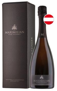 Winzersekt Blanc de Blanc Maximilian vom Weingut Eitzinger