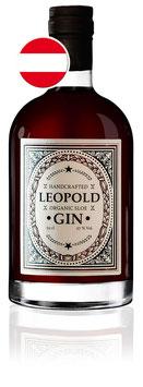 Leopold Organic Sloe Gin, Destillerie Farthofer