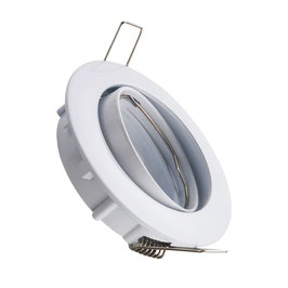 Nagibanje obroč downlight krog 84 mm