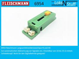 6954 Fleischmann Langsamfahrwiderstand Spur N und H0