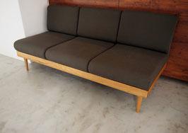 a la sofa armless 3seat