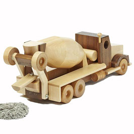 Cement Truck by WOOD Magazine  Plans & Kits