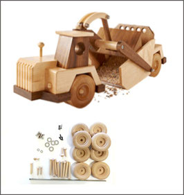 WOOD Magazine Construction-Grade Scraper Kit