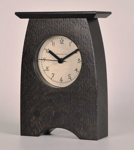 Arts and Crafts Clock with Slate Finish   AC-3-Slate