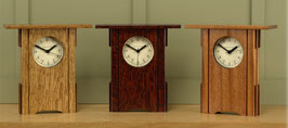 Greene & Greene Mantel Clocks (GG-1)