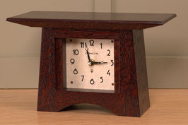 Craftsman Mantel Clock with Craftsman Oak Finish CM-CO