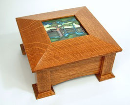WOOD Magazine Tile Box Plan