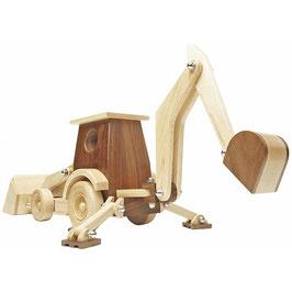 WOOD Magazine Construction-Grade Backhoe Kit