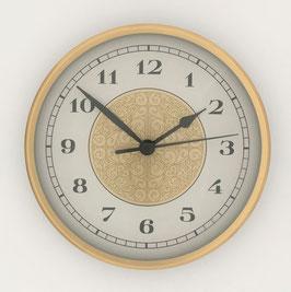 """6""""  (152mm)  Quartz Clock Fit-Up Movement  Fancy Arabic Dial--WHILE SUPPLIES LAST!!"""