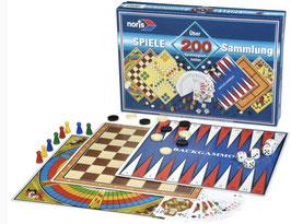 Spielsammlung 200 Spiele