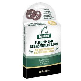 Equisept Fliegen- und Bremsenmedaillon /2er Pack