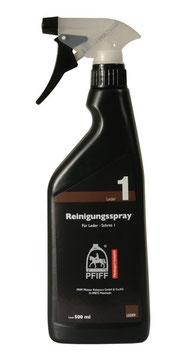 Pfiff Reinigungsspray für Leder
