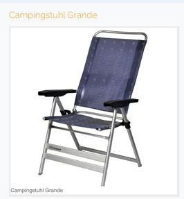 Campingstuhl Grande - DUKDALF