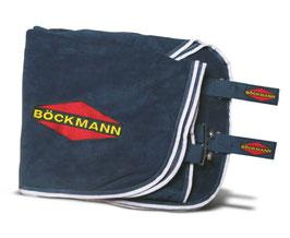"""Abschwitzdecke """"Böckmann Blau"""""""
