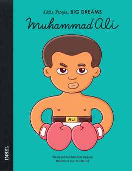 Buch Little People Big Dreams - Muhammad Ali