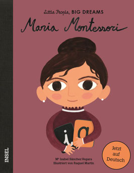 Buch Little People Big Dreams - Maria Montessori