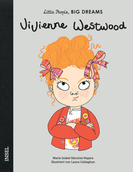 Buch Little People Big Dreams - Vivienne Westwood