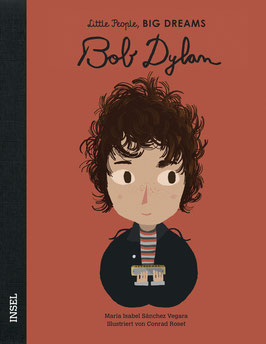 Buch Little People Big Dreams - Bob Dylan