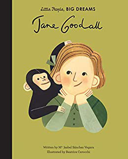 Buch Little People Big Dreams - Jane Goodall