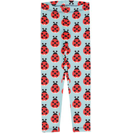 Maxomorra Leggings Lazy Ladybug