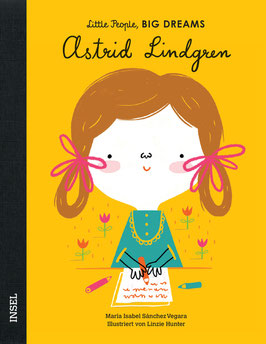 Buch Little People Big Dreams - Astrid Lindgren