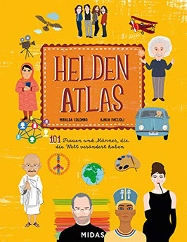 Buch Helden Atlas
