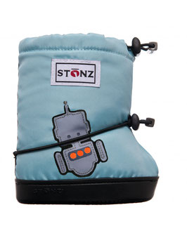 Stonz Toddler Booties Roboter
