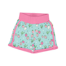 Meyaday Runner Shorts Strawberry Fields