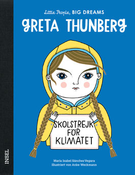 Buch Little People Big Dreams - Greta Thunberg