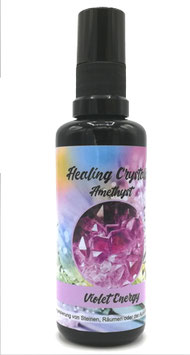 HC Violet Energy - Amethyst Spray - 50 ml