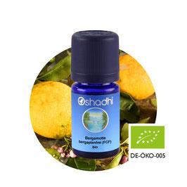 Bergamotte bergaptenfrei (FCF) BIO - 5 ml