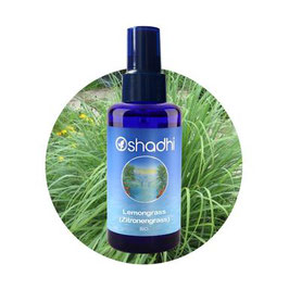 Lemongrass (Zitronengrass) Hydrolat Bio - 100 ml