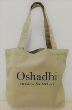 OSHADHI Stofftasche