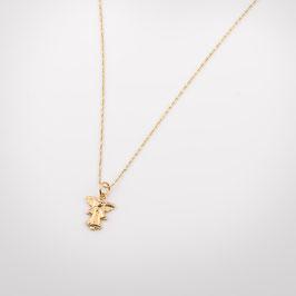 """Médaille """"Bonjour mon Ange"""""""