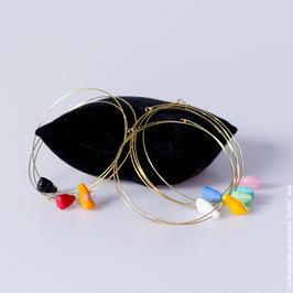 Bracelet Paillote