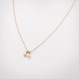 """Médaille mini """"Croix"""""""