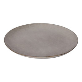 EJA INTERNATIONAL - DESSERTTELLER EARTH-NATURAL