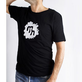 Logo Shirt - Boys - black