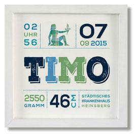 Geburtsbild Timo