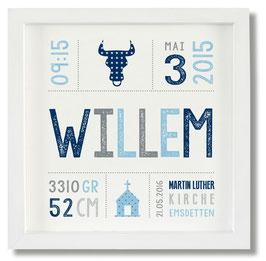 Geburtsbild Willem