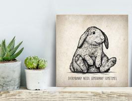 Every Bunny needs...