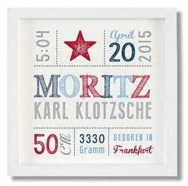 Geburtsbild Moritz