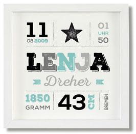 Geburtsbild Lenja