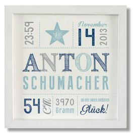 Geburtsbild Anton