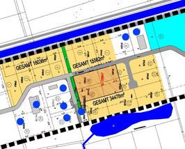 Objekt 3001 Gewerbegrundstücke in Wiesmoor, Ilexstraße